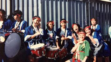 サンホセ日本人学校パレード